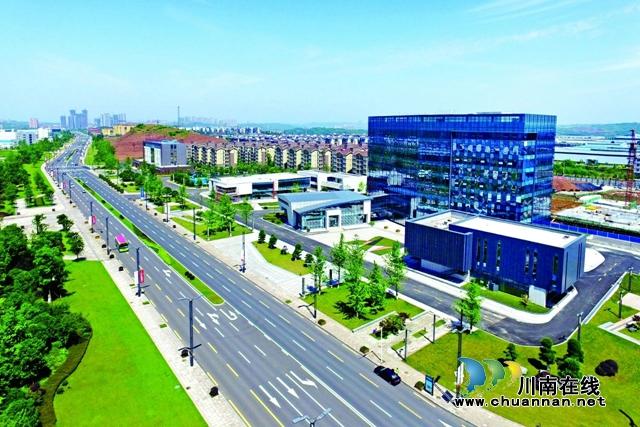 快手等11家企业签约入驻,泸州将打造国家网信产业基地(图2)